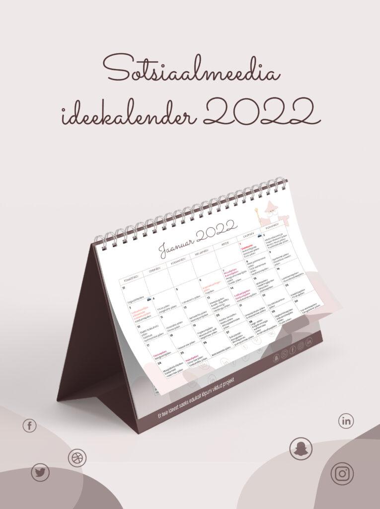 Sotsiaalmeedia kalender 2022